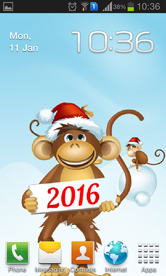 2016 year of the monkey.apk